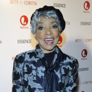 """NEW YORK, NY - JANUARY 28:  Actress Ruby Dee attends the premiere of """"Betty & Coretta"""" to celebrate with Lifetime and cast at Tribeca Cinemas on January 28, 2013 in New York City.  (Photo by Craig Barritt/Getty Images for Lifetime)"""