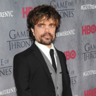 """NEW YORK, NY - MARCH 18:  Actor Peter Dinklage attends the """"Game Of Thrones"""" Season 4 New York premiere at Avery Fisher Hall, Lincoln Center on March 18, 2014 in New York City.  (Photo by Jamie McCarthy/Getty Images)"""