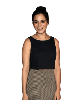 NEW YORK, NY - JUNE 01: Actress Jenny Slate attends the