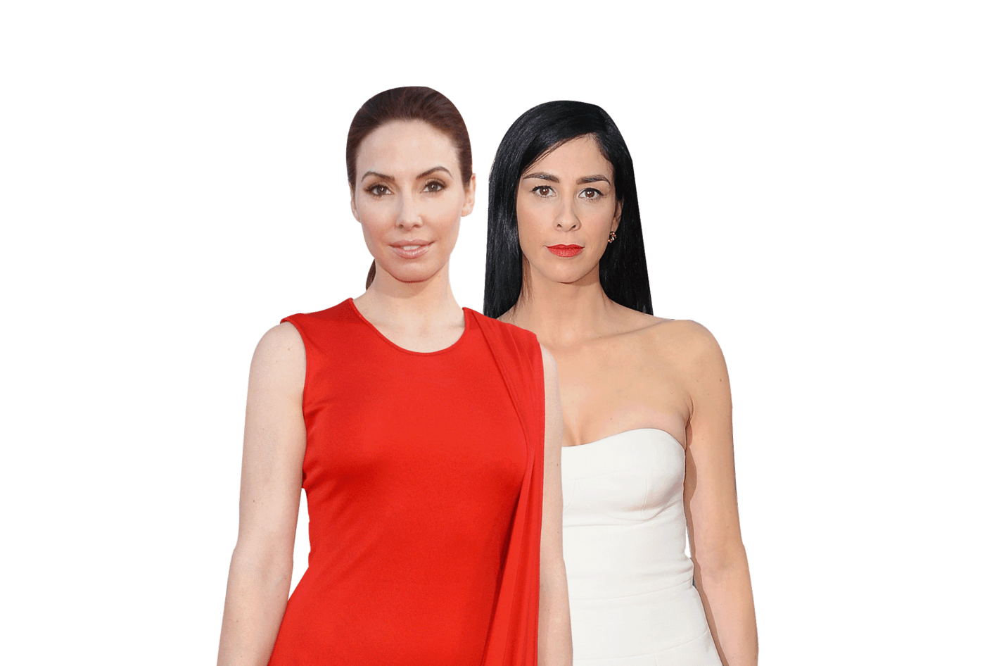 Sarah Silverman Talks to Whitney Cummings About the Expectation That  Comedians Need to Be in Movies