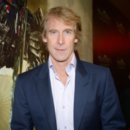 """Director Michael Bay arrives to the Miami Special Screening of """"Transformers: Age of Extinction"""" at Aventura Mall on June 26, 2014 in Miami, Florida."""