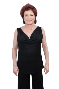 """NORTH HOLLYWOOD, CA - JUNE 05:  Actress Kate Mulgrew attends Netflix's Academy Panel """"Women Ruling TV""""  at Leonard H. Goldenson Theatre on June 5, 2014 in North Hollywood, California.  (Photo by Alberto E. Rodriguez/Getty Images)"""