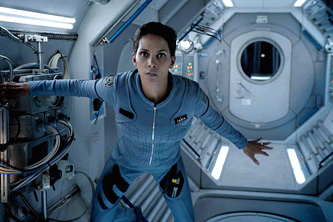 """Pilot -- Re-entry"" "" -- EXTANT: CBS\'s new summer series EXTANT is a mystery thriller starring Academy Award-winner Halle Berry as --?'?šMolly Woods,--?'?œ a female astronaut trying to reconnect with her family after returning from a year in outer space. Her mystifying experiences in space lead to events that will ultimately change the course of human history. EXTANT premieres Wednesday, July 9 (9:00-10:00 PM, ET/PT).  Photo: Best Possible Screen Grab/CBS ??'?'??2014 CBS Broadcasting, Inc. All Rights Reserved"