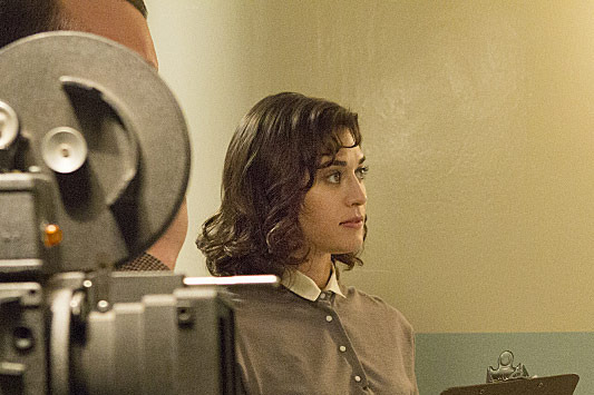 Lizzy Caplan as Virginia Johnson in Masters of Sex (season 2, episode 2) - Photo: Michael Desmond/SHOWTIME - Photo ID: MastersofSex_202_0724