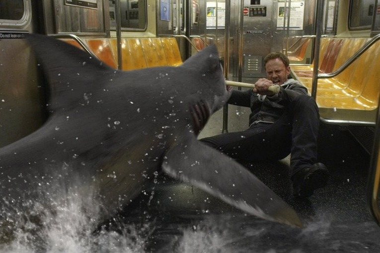 Why Syfy Wins No Matter How Sharknado 2 Does in the Ratings