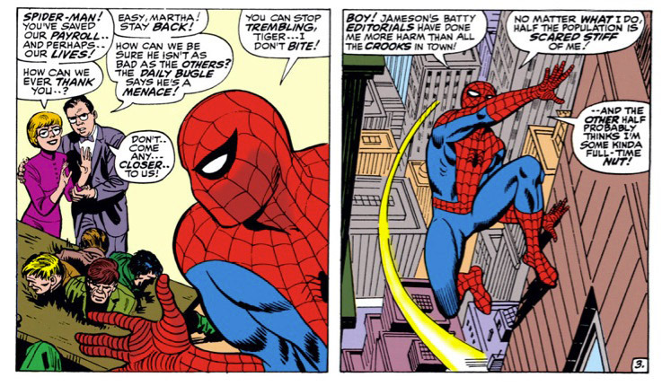 Why Do Times Square Spider-Men Keep Getting Arrested? Spider
