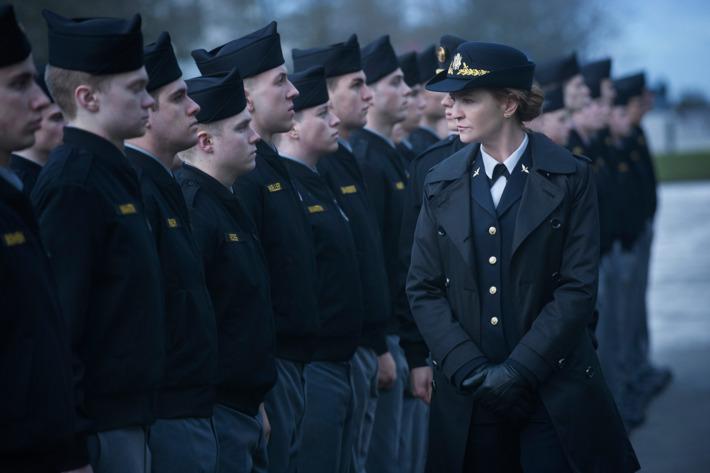 """Joan Allen in a scene from Netflix's """"The Killing"""" Season 4. Photo Credit: Carole Segal for Netflix."""