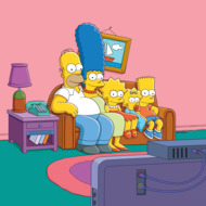THE SIMPSONS: The Simpson Family.  THE SIMPSONS ? and ??2013 TCFFC ALL RIGHTS RESERVED.