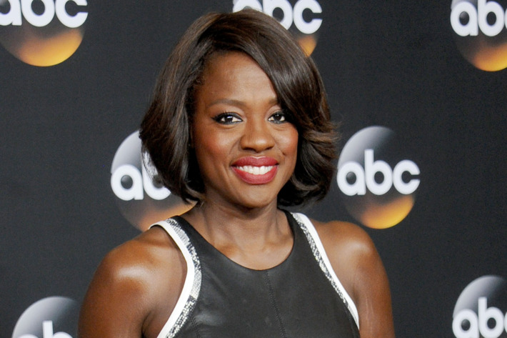 BEVERLY HILLS, CA - JULY 15: Actress Viola Davis arrives at the 2014 Television Critics Association Summer Press Tour - Disney/ABC Television Group at The Beverly Hilton Hotel on July 15, 2014 in Beverly Hills, California.  (Photo by Gregg DeGuire/WireImage)