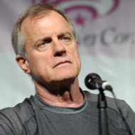 "ANAHEIM, CA - APRIL 18:  Actor Stephen Collins promotes NBC's ""Revolution"" at WonderCon Anaheim 2014 - Day 1 held at Anaheim Convention Center on April 18, 2014 in Anaheim, California.  (Photo by Albert L. Ortega/Getty Images)"