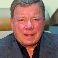 LONDON, ENGLAND - OCTOBER 03:  William Shatner poses for photographs during the Destination Star Trek event at ExCel on October 3, 2014 in London, England.  (Photo by Ben A. Pruchnie/Getty Images)