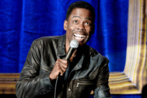 TORONTO, ON - SEPTEMBER 27:  Chris Rock performs at Laughter Is The Best Medecine II: The Comedy Gala at Allstream Centre on September 27, 2014 in Toronto, Canada.  (Photo by George Pimentel/WireImage)