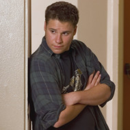 FREAKS AND GEEKS -- Season 1 -- Pictured: Seth Rogen as Ken Miller -- Photo by: NBCU Photo Bank