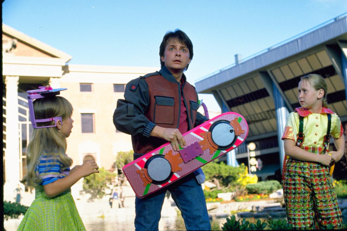 """""""THIS is a hoverboard."""""""