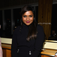 NEW YORK, NY - OCTOBER 11:  Mindy Kaling attends The New Yorker Festival 2014 wrap party at the Top of The Standard Hotel on October 11, 2014 in New York City.  (Photo by Dimitrios Kambouris/Getty Images for The New Yorker)