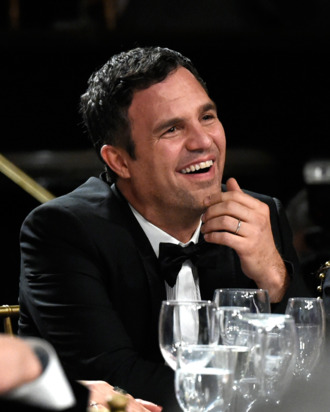 BEVERLY HILLS, CA - OCTOBER 30: (EXCLUSIVE COVERAGE) Honoree Mark Ruffalo attends the BAFTA Los Angeles Jaguar Britannia Awards presented by BBC America and United Airlines at The Beverly Hilton Hotel on October 30, 2014 in Beverly Hills, California. (Photo by Kevork Djansezian/BAFTA LA/Getty Images for BAFTA LA)