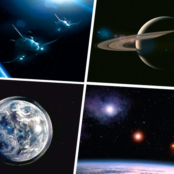 Quiz: Can You Identify the Space Movie by Its Portrayal of Space?