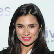 """NEW YORK, NY - SEPTEMBER 17:  Diane Guerrero attends the """"LIVES with Meredith Vieira"""" Launch Party at Gramercy Park Hotel on September 17, 2013 in New York City.  (Photo by Rommel Demano/Getty Images)"""