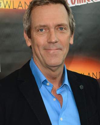 NEW YORK, NY - OCTOBER 09: Actor Hugh Laurie attends Walt Disney Studios' 2014 New York Comic Con presentations of