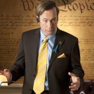 "Saul Goodman (Bob Odenkirk) - Breaking Bad - Season 4, Episode 7_""Problem Dog"" - Photo Credit Ursula Coyote/AMC"