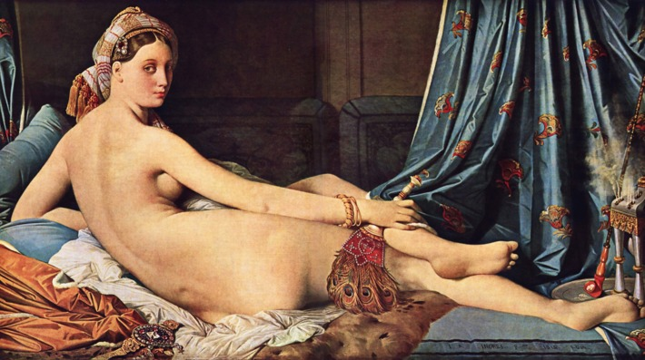 A Brief History of Butts in Art