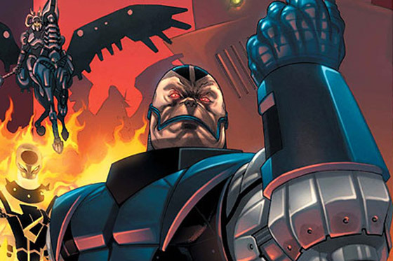 5 Things to Know About Apocalypse, the New X-Men Movie Villain