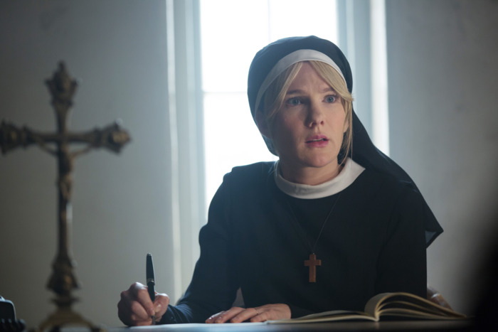 Lily Rabe in AHS: Freak Show.
