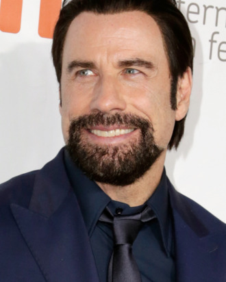 TORONTO, ON - SEPTEMBER 12: Actor John Travolta attends