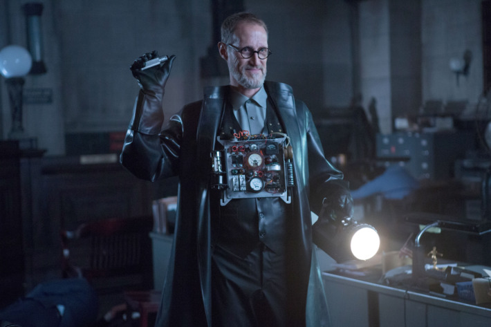"""GOTHAM: Christopher Heyerdahl guest-stars as Jack Gruber in the """"What The Little Bird Told Him"""" episode of GOTHAM airing Monday, Jan. 19 (8:00-9:00 PM ET/PT) on FOX. ?2014 Fox Broadcasting Co. Cr: Jessica Miglio/FOX"""