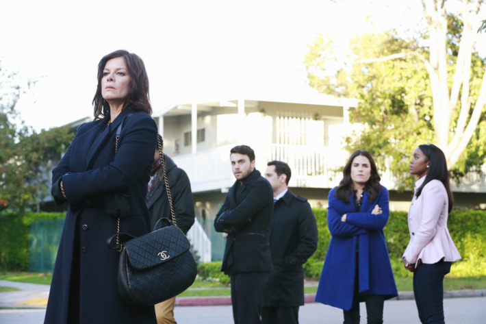"""""""She's A Murderer"""" - A shocking discovery in Sam's case changes everything for Annalise and the students, on """"How to Get Away with Murder""""."""