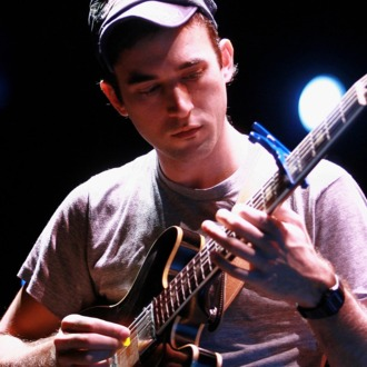 Sufjan Stevens attends rehearsals during a photo call for