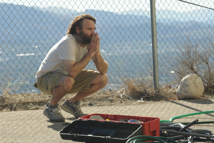 "THE LAST MAN ON EARTH:  Phil (Will Forte) is determined to solve the water problem in the second half of the ""Alive in Tucson/The Elephant in the Room"" special one-hour Series Premiere episode of THE LAST MAN ON EARTH airing Sunday, March 1 (9:00-9:30/9:30-10:00 PM ET/PT) on FOX.   ?2015 Fox Broadcastiing Co.  Cr:  Jordin Althaus/FOX"