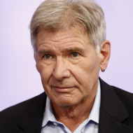 """TODAY -- Pictured: Harrison Ford appears on NBC News' """"Today"""" show -- (Photo by: Peter Kramer/NBC/NBC NewsWire)"""