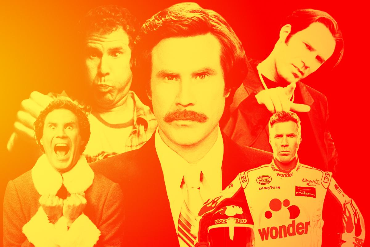 Best Will Ferrell Movies, Ranked