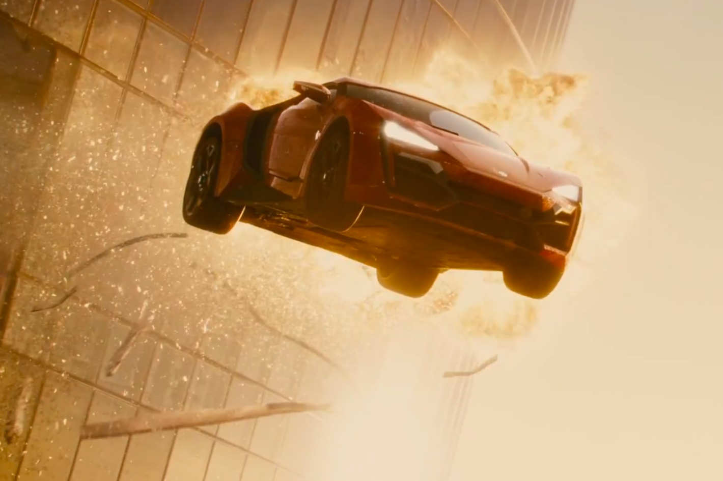 Could Furious 7\'s Double-Skyscraper Jump Really Happen? We Asked a ...