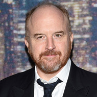 Comedian Louis C.K. attends SNL 40th Anniversary Celebration at Rockefeller Plaza on February 15, 2015 in New York City.  (Photo by Larry Busacca/Getty Images)