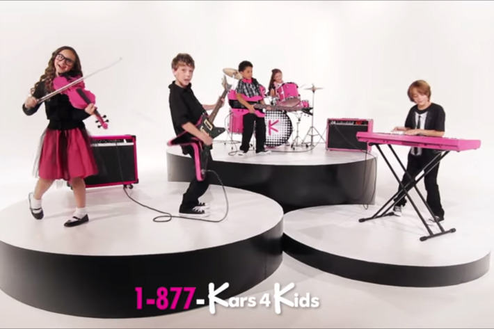 the 1 877 kars 4 kids ad is legendary but only because america hates it