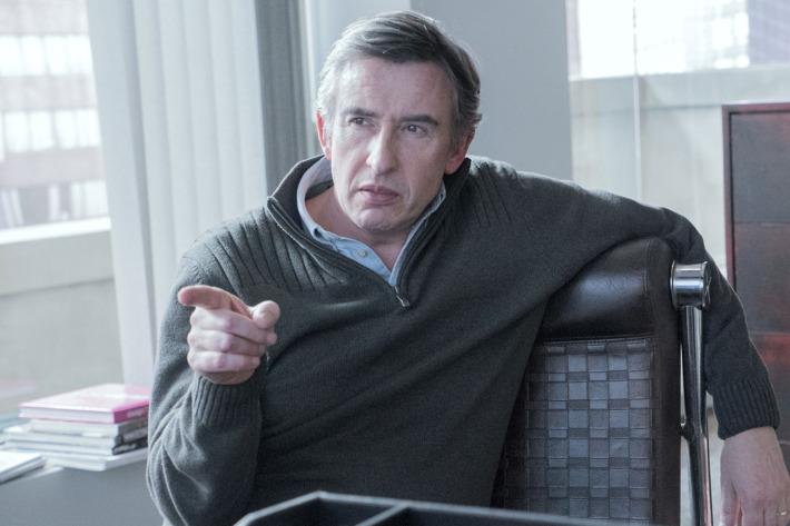 Steve Coogan as Thom in Happyish (Season 1, Episode 1). - Photo:  Mark Schafer/SHOWTIME - happyish_101_15820.R