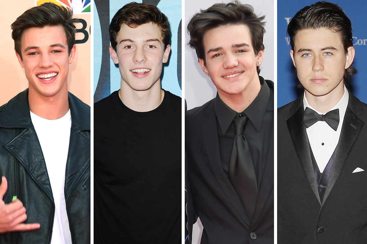 Magcon age dating chart