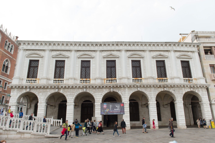 VENICE, ITALY - MAY 04:  General view of 'WU Tien-chang: Never Say Goodbye' during The 56th Venice Biennale, Presented By Taipei Fine Arts Museum Of Taiwan on May 4, 2015 in Venice, Italy.  (Photo by Venturelli/Getty Images for Taipei Fine Arts Museum)