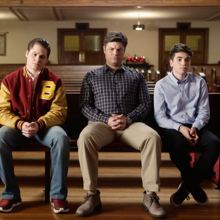THE REAL O'NEALS - A fresh take on a seemingly perfect Catholic family, whose lives take an unexpected turn when surprising truths are revealed. Instead of ruining their family, the honesty triggers a new, messier chapter where everyone stops pretending to be perfect and actually starts being real.