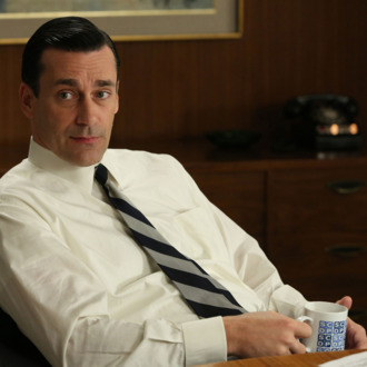 Don Draper (Jon Hamm) - Mad Men _ Season 6, Episode 9 _ 'The Better Half' - Photo Credit: Michael Yarish/AMC