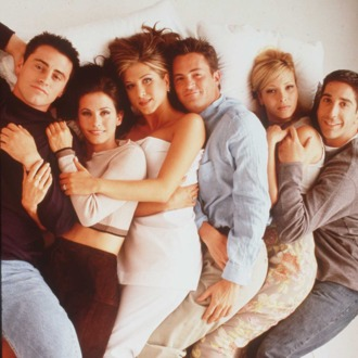 1996 THE CAST OF THE TV HIT SERIES