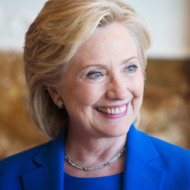 Hillary Clinton Meets With Supporters In Sioux City