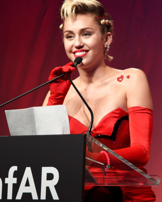 Moet & Chandon Toasts To The amfAR Inspiration Gala