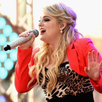 Meghan Trainor Performs On NBC's