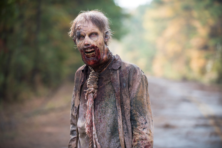 Walker - The Walking Dead _ Season 5, Episode 16 - Photo Credit: Gene Page/AMC