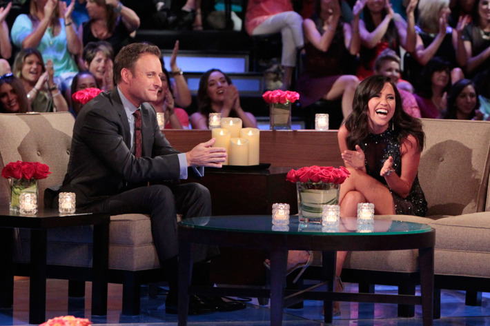 CHRIS HARRISON, KAITLYN BRISTOWE