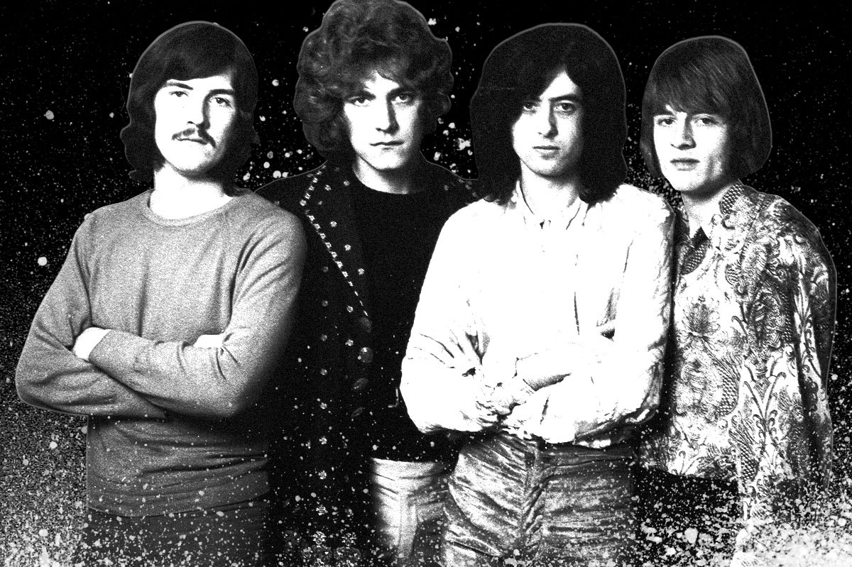 All 74 Led Zeppelin Songs, Ranked From Worst to Best