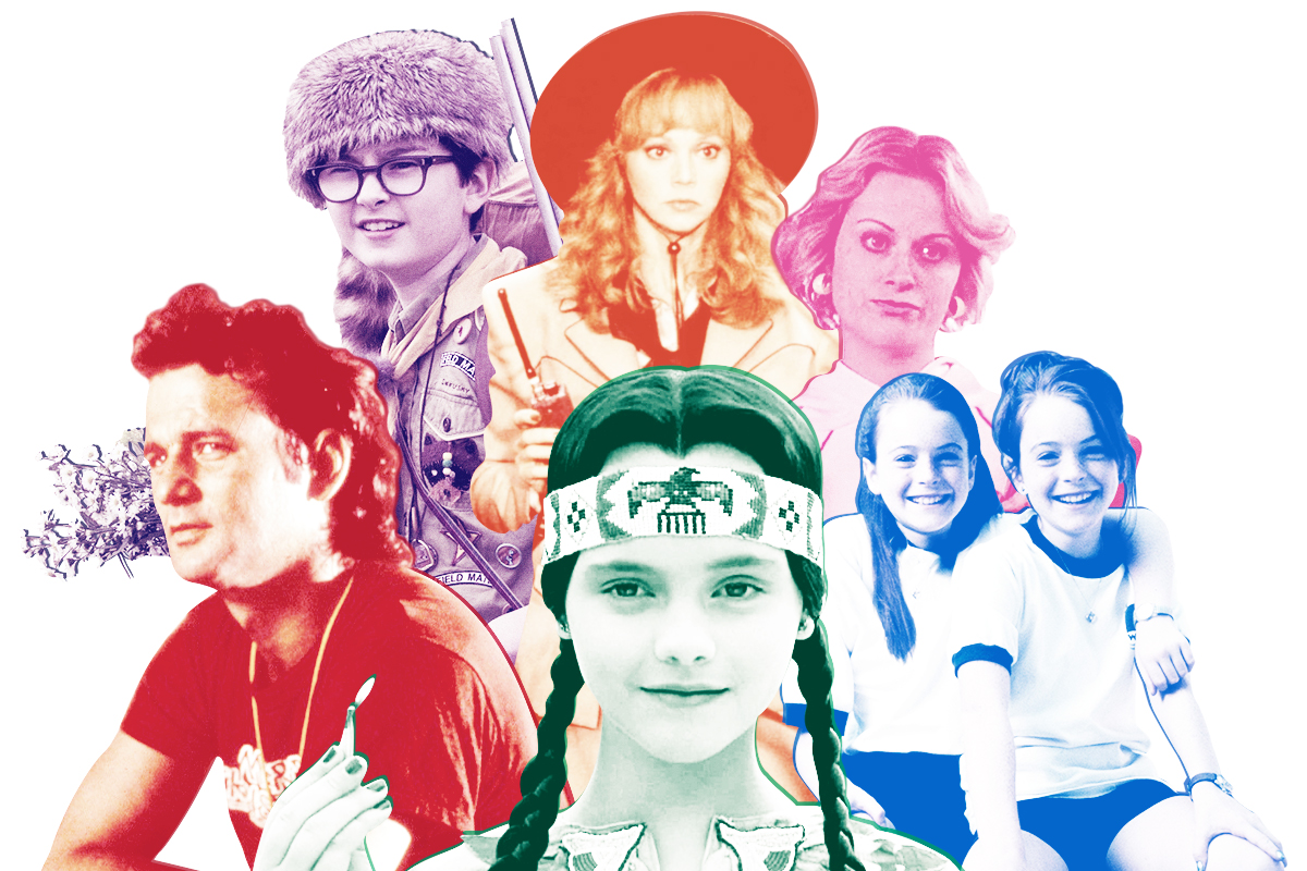 Image of: Christina Applegate The New York Times 15 Classic Summercamp Movies Ranked From Worst To Best